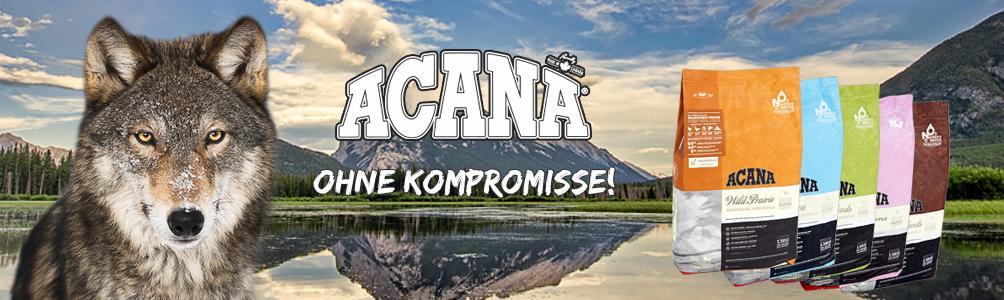 Acana-ohne Kompromisse